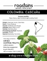 cascara kolumbia alcatraz roastains coldbrew idealna