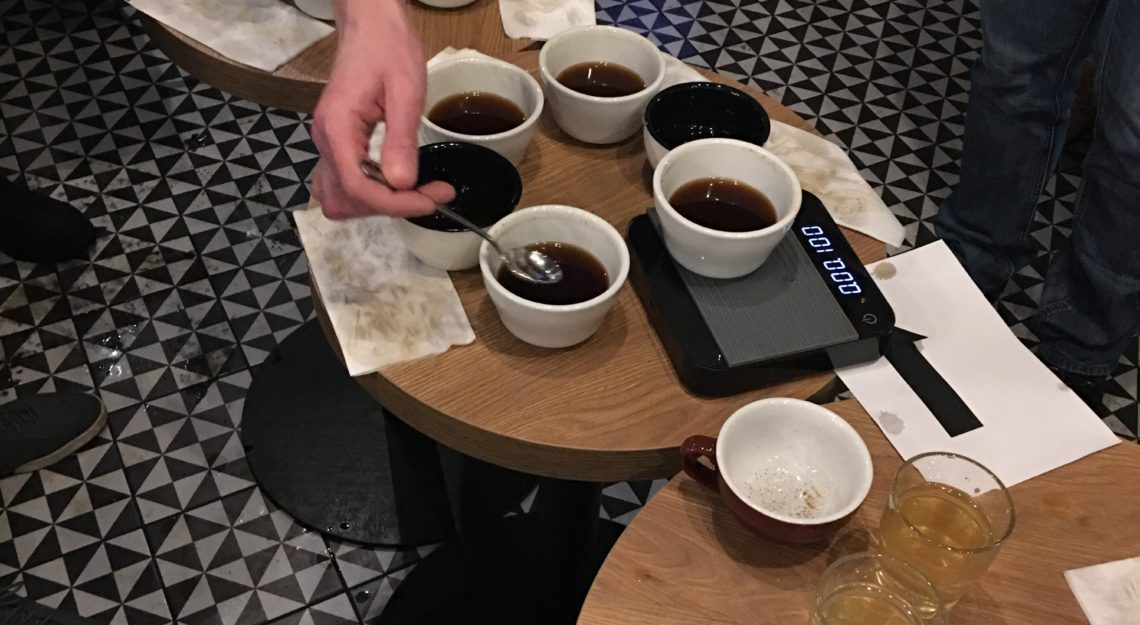 Cupping w SOHO